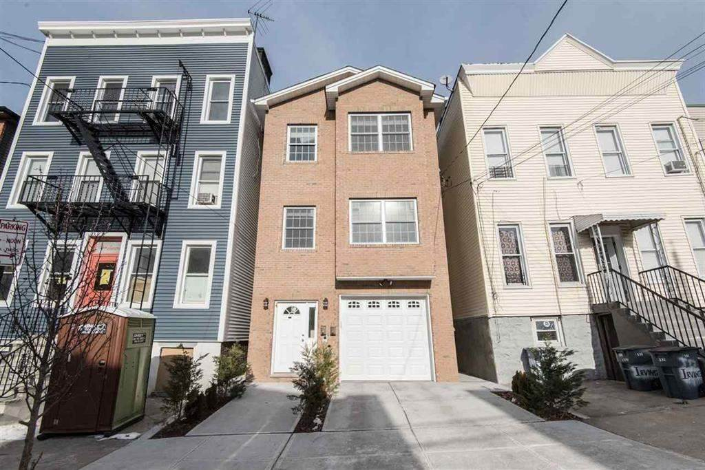 Two Family for Rent at 114 Irving Street #1 Jersey City, New Jersey 07307 United States