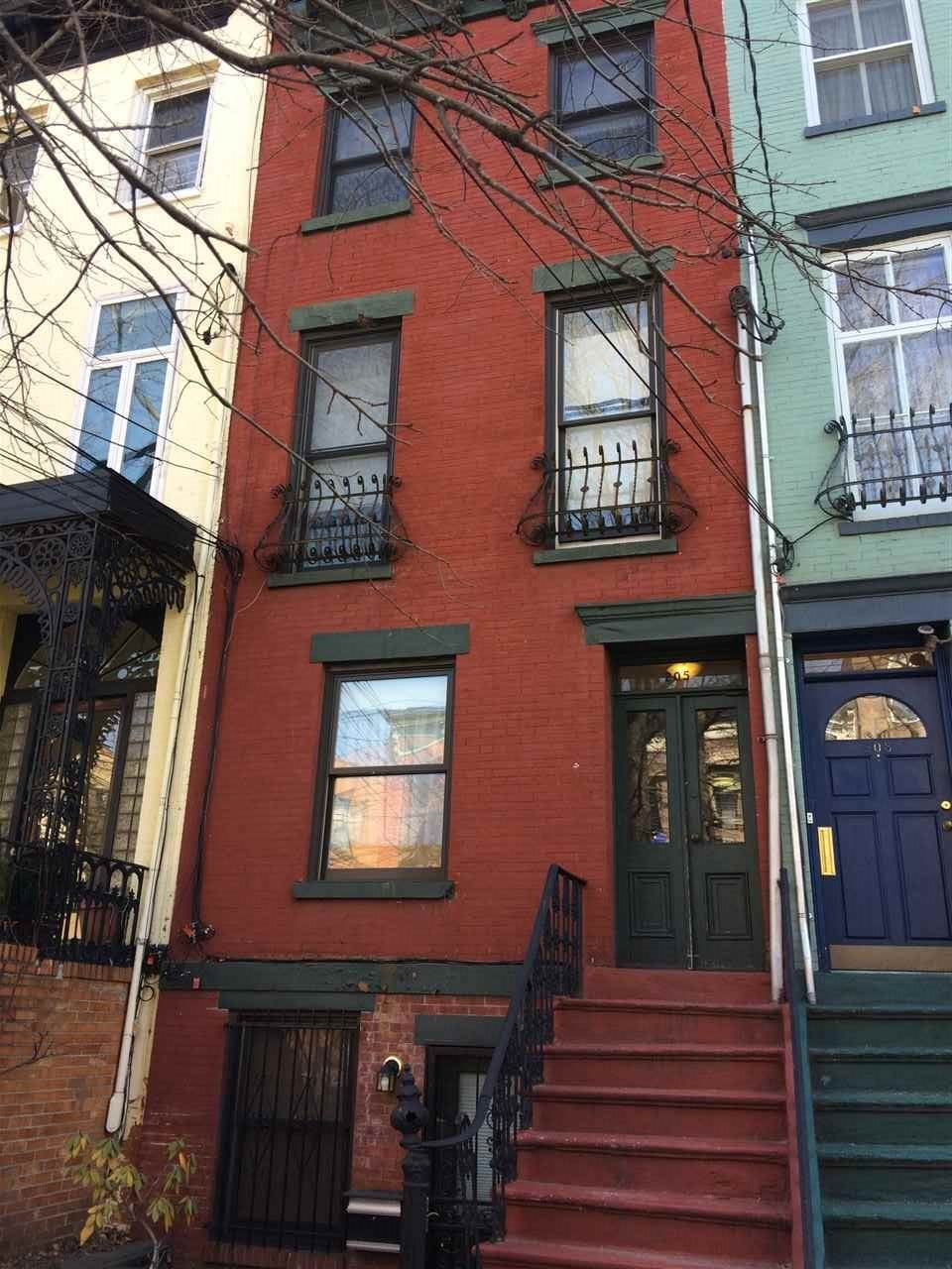 Residential for Rent at 205 Garden Street #3 Hoboken, New Jersey 07030 United States
