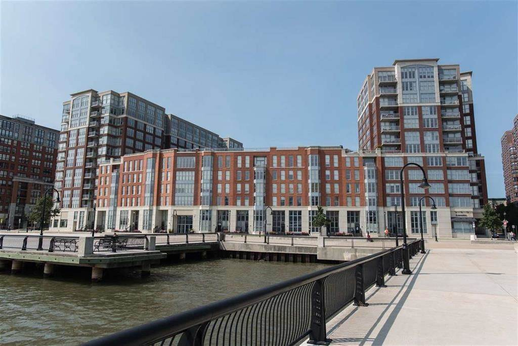 Condominiums for Rent at 1125 Maxwell Lane #1217 Hoboken, New Jersey 07030 United States