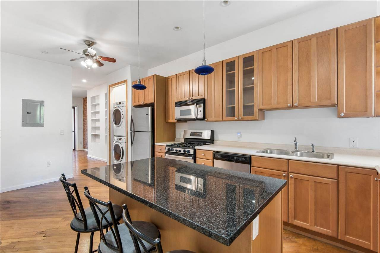Residential for Rent at 807 Washington Street #3N Hoboken, New Jersey 07030 United States