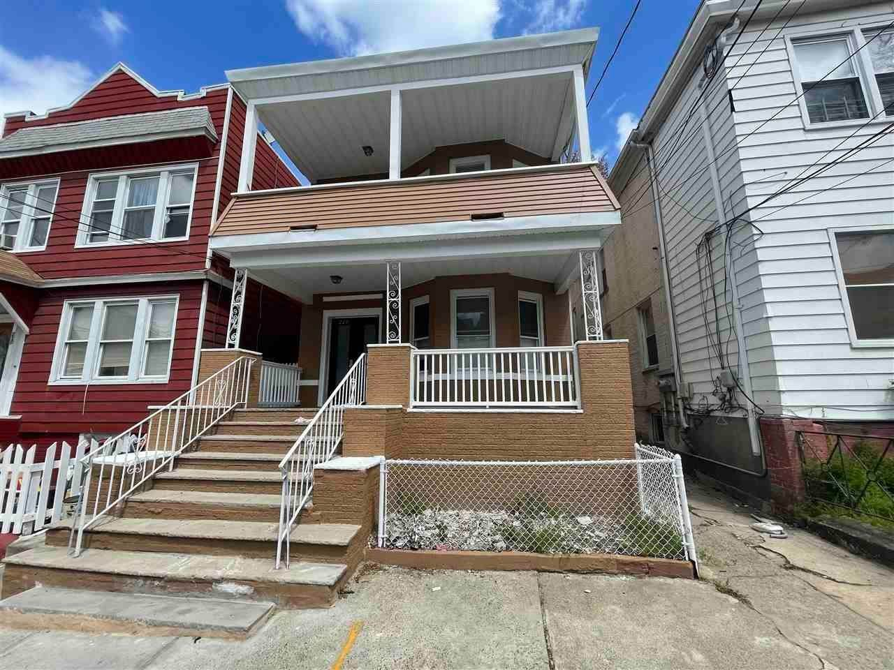 Two Family for Rent at 228 Grant Avenue Jersey City, New Jersey 07305 United States