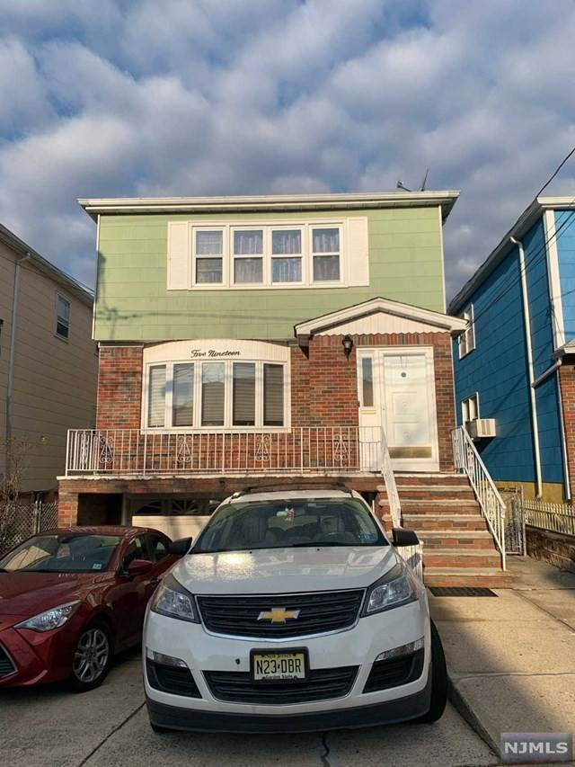 Multi-Family Homes for Sale at 519 Davis Avenue Kearny, New Jersey 07032 United States